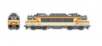 LS MODEL LSM10202S - Locomotive électrique BB 7306 livrée gris/orange digital son.