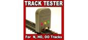 Modélisme ferroviaire : PROSES VT-001 - Testeur de tension