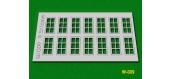 Modélisme ferroviaire : PROSES W-009 - Volets