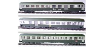 Modélisme ferroviaire : COLLECTION R37- R37-HO420011 - Voiture voyageurs UIC - A9 - Série 1