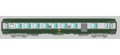 Modélisme ferroviaire : COLLECTION R37- R37-HO42001 - Voiture voyageurs UIC - B5D - Série 1