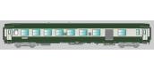 Modélisme ferroviaire : COLLECTION R37- R37-HO42005 - Voiture voyageurs UIC - B5D - Série 1