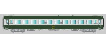 Modélisme ferroviaire : COLLECTION R37- R37-HO420016 - Voiture voyageurs UIC - B10 - Série 1
