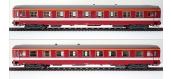 Modélisme ferroviaire : R37- R37-HO420025 - Voiture voyageurs UIC A9 51 87 19-90 348-7 (frein magnétique, portes d'origine) - Gérance : PARIS MASSENA - Région : SUD-OUEST
