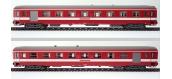 Modélisme ferroviaire : R37- R37-HO42036 - Voiture voyageurs