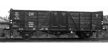 Modélisme ferroviaire : COLLECTION R37-HOP43002C- Coffret de 2 tombereaux