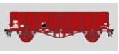 Modélisme ferroviaire : COLLECTION R37-HOP43004C - Coffret de 2 tombereaux SNCF Ep. IIIc Tow 728211 + Tow 611552