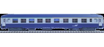 Modélisme ferroviaire : R37 - R37-HO42118 - Voiture voyageurs UIC A4c4B5c5x 51 87 4470 307-7 - Ep V Gérance : PARIS MASSENA - Région SUD-OUEST