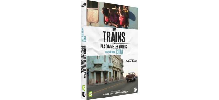 Des trains pas comme les autres : destination Cuba