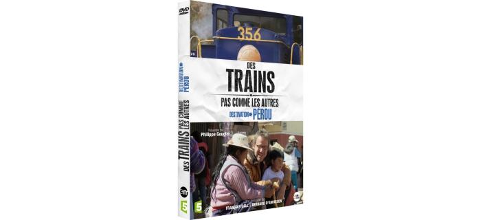 Des trains pas comme les autres : destination Pérou