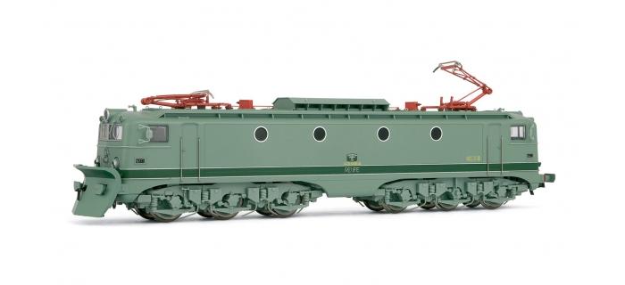 EL2741 - Locomotive e?lectrique RENFE 276 avec chasse-neige - Electrotren