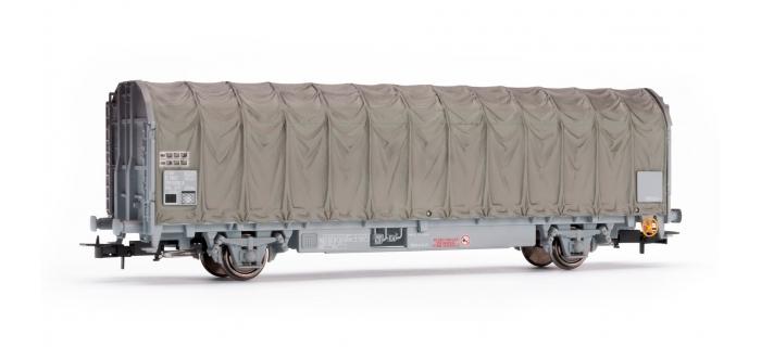 EL1612 - Wagon baché Type K70, SNCF - Electrotren