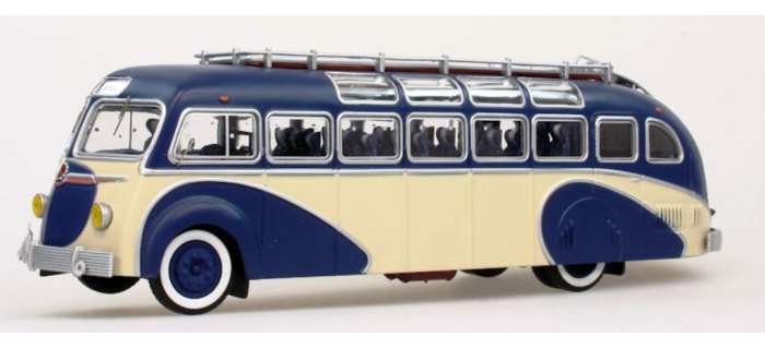 Train électrique :  ELECTROTEN EL130068 - Bus ISOBLOC version tôlée avec voussoirs panoramique