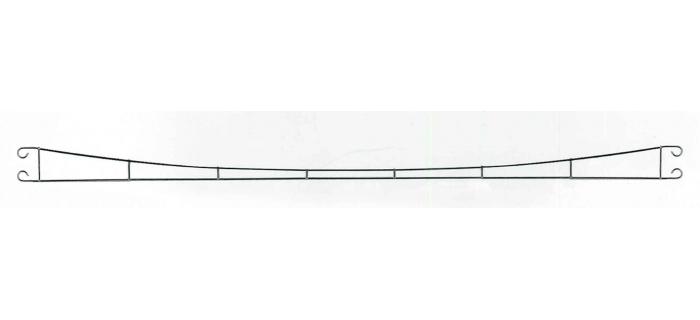 electrotren 0271 Câble de caténaire, 260 mm