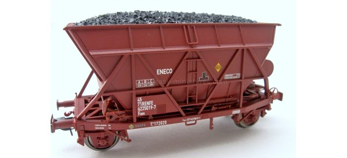 electrotren EL0900 Wagon Trémie, RENFE