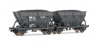EL0911 Wagon trémie double, SNCF,