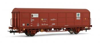 electrotren EL1763 Wagon couvert JPD, type Hbis, RENFE