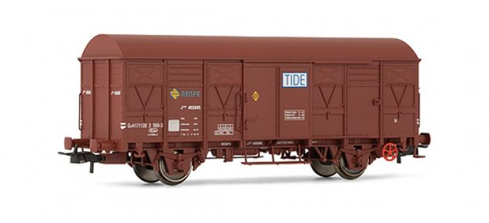 electrotren EL1811 Wagon couvert, ORE-1, RENFE
