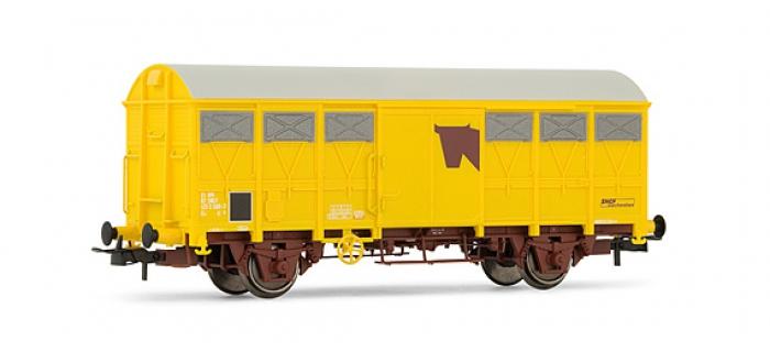 EL1814 Wagon couvert, SNCF, Epoque IV et V