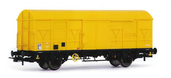 ELECTROTREN 1831 Wagon Couvert G40 Tso