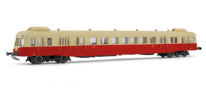 ELECTROTREN EL2210 Autorail X2454 SNCF état d'origine