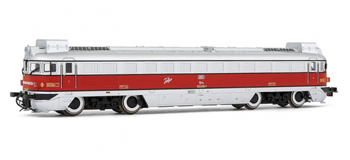 electrotren EL2314 Locomotive Diesel 353.005, RENFE