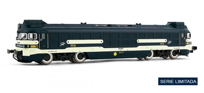 electrotren EL2363D Locomotive Diesel 354-006 (série limitée), RENFE