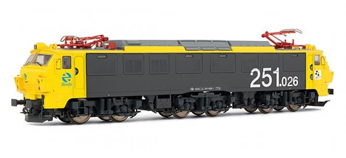 electrotren EL2588D Locomotive Electrique 251.026, Mercancias RENFE