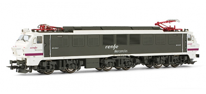 electrotren EL2591 Locomotive Electrique 251.014, RENFE