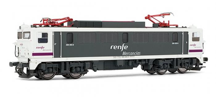 electrotren EL2630 Locomotive Electrique 269.305, AC Digital, Renfe