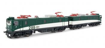 electrotren EL2680D Locomotive Electrique Tandem 289.101, RENFE