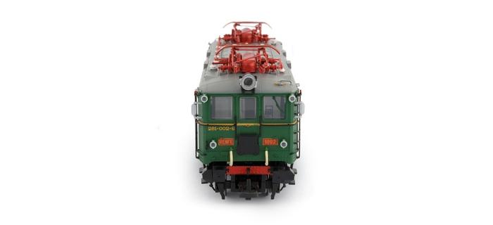 electrotren EL2753D Locomotive Electrique 281.002, RENFE