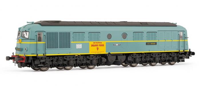 electrotren EL2807 Locomotive Diesel CC 65505 Drouard Frères