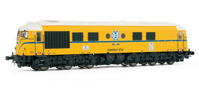 electrotren EL2809 Locomotive Diesel CC 65500 TSO