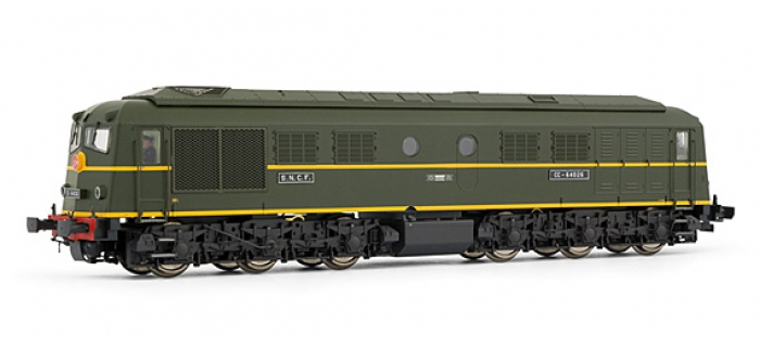 El2815 Locomotive Diesel CC 64026, SNCF, AC Digital