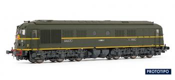 electrotren EL2819 Locomotive Diesel CC 65526, SNCF