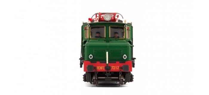 train miniature ELECTROTREN 3016 - Locomotive Electrique Renfe 7200