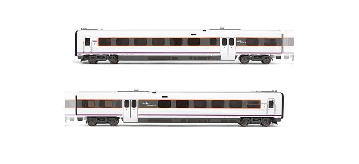 electrotren EL3513S modelisme ferroviaire Train diesel TRD Regional, RENFE operadora