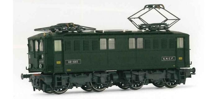 EL3709 Locomotive électrique BB 1603, SNCF, AC Digital