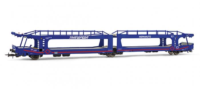 electrotren EL6033 Wagon porte-autos à 2 niveaux