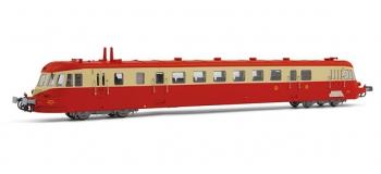 EL2136 Autorail ABJ2 de la sncf, 2nd classe