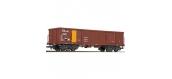 Modélisme ferroviaire : LILIPUT - LP235602 Wagon tombereau brun à bogies type E81