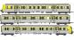 Train électrique : EURO PASSION MODELS EPM 41.19.11 - Rame réversible régionale RRR Bourgogne