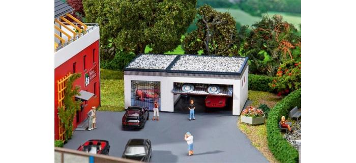 F130319 - Garage double fonctionnel
