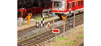 F120226 - Panneaux de signalisation ferroviaire - Faller