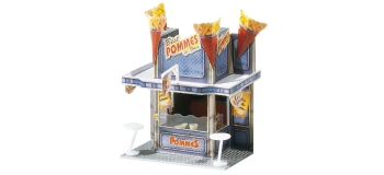 diorama F140444 - Stand forain Pommes frites XXL - Faller