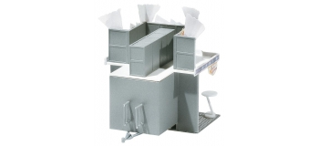 diorama F140444 - Stand forain Pommes frites XXL - DIORAMA Faller