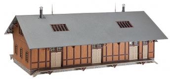 F190200 - Coffret Hall à marchandises - Faller