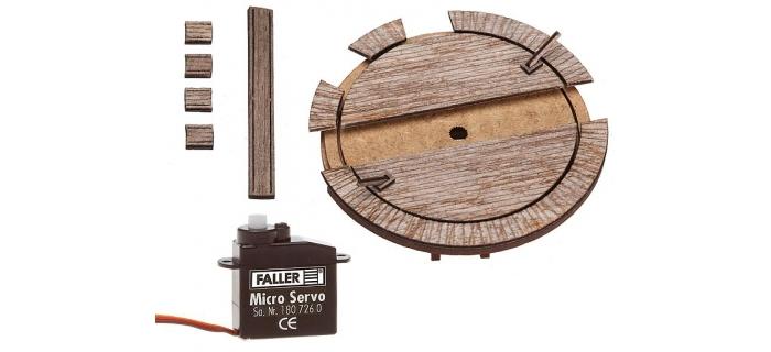 Maquette FALLER F 222114 - Plaque tournante N