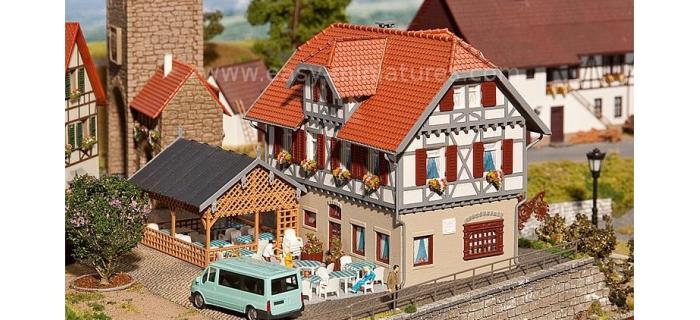 F130438 - Auberge Hotel - Restaurant avec terrasse - Faller